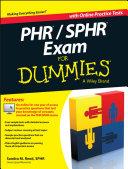 PHR   SPHR Exam For Dummies