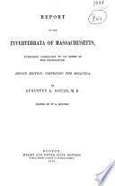 Report on the Invertebrata of Massachusetts