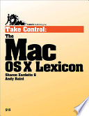 Take Control  The Mac OS X Lexicon