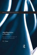 Meta Regulation In Practice book