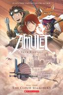 Book The Cloud Searchers (Amulet #3)