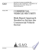 Commercial Vehicle Security Of Commercial Vehicles To Terrorist