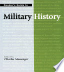 Reader s Guide to Military History