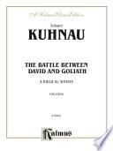 Sonata   David and Goliath