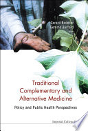 Traditional Complementary And Alternative Medicine