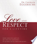 Love and Respect for a Lifetime  Gift Book