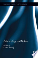 Anthropology and Nature
