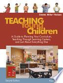 Teaching Young Children Preschool K