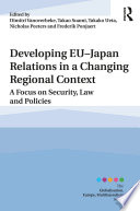 Developing EU   Japan Relations in a Changing Regional Context