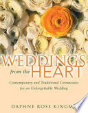 Weddings from the Heart: