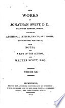 The Works of Jonathan Swift  Gulliver s travels  Directions to servants