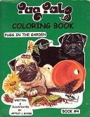 Pug Pals Coloring Book No 4