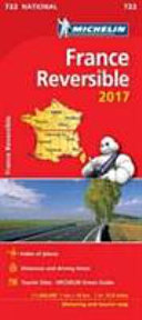 France - Reversible 2017 National Map 722