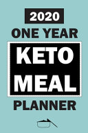 2020 One Year Keto Meal Planner
