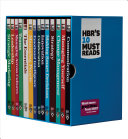 HBR s 10 Must Reads Ultimate Boxed Set  14 Books