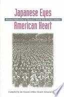 Japanese Eyes American Hearts