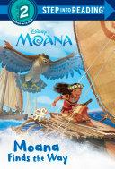 Moana Finds the Way  Disney Moana