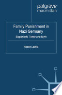 Family Punishment in Nazi Germany