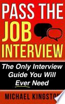 Pass The Job Interview