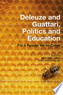 Deleuze and Guattari  Politics and Education