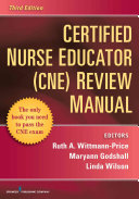 Certified Nurse Educator Review Manual