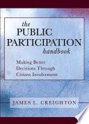 The Public Participation Handbook