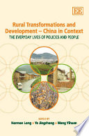 Rural Transformations and Development   China in Context