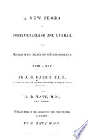 Natural History Transactions of Northumberland and Durham