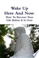Wake Up Here And Now How To Recover Your Life Before It Is Over