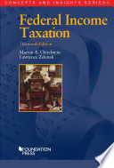 Federal Income Taxation  13th  Concepts and Insights Series