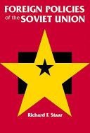 Foreign Policies of the Soviet Union Book PDF