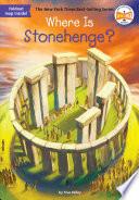 Where Is Stonehenge  Book PDF
