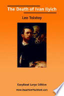 The Death of Ivan Ilyich Book PDF