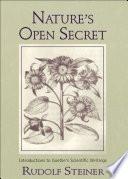 Nature s Open Secret
