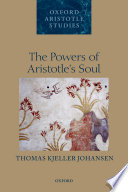 The Powers of Aristotle s Soul