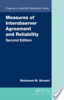 Measures Of Interobserver Agreement And Reliability Second Edition book