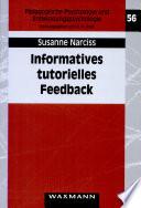 Informatives tutorielles Feedback