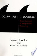 Commitment In Dialogue