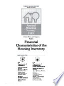 Current Housing Reports