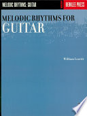 Melodic Rhythms for Guitar  Music Instruction