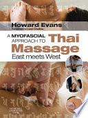 A Myofascial Approach To Thai Massage E Book