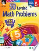 50 Leveled Math Problems
