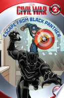 Marvel's Captain America: Civil War: Escape from Black Panther