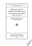Education for Industrial Workers