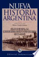 El progreso  la modernizaci  n y sus l  mites 1880 1916