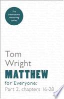 Matthew for Everyone