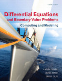download ebook differential equations and boundary value problems pdf epub