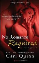 No Romance Required Book PDF