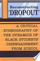 Reconstructing  dropout