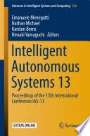 Intelligent Autonomous Systems 13